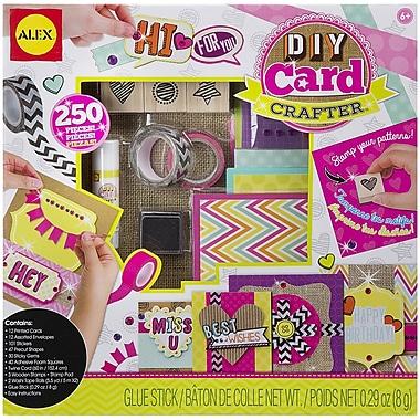 Alex Toys® DIY Card Crafter Kit