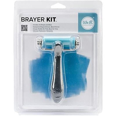 Lifestyles® Letterpress Brayer and Ink Base Kit