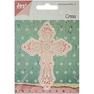 Ecstasy Crafts Joy! Crafts Cross Cut & Emboss Die, 4