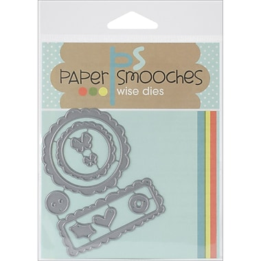 Paper Smooches Just for You Die Set