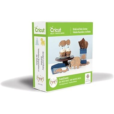 Cricut™ Bridal and Baby Soirees Shape Cartridge