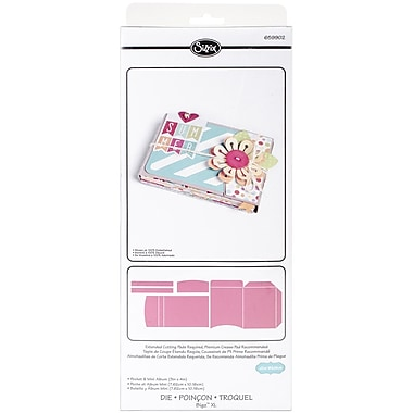 Sizzix® Pocket & Mini Album Bigz Die, XL