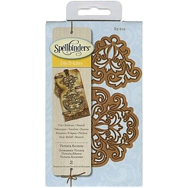 Spellbinders® Victorian Accents Shapeabilities D-Lite Die