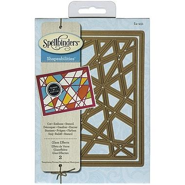 Spellbinders® Glass Effects Shapeabilities Die, Light Green