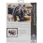 """Dimensions Guilty Pleasures Counted Cross Stitch Kit, 14"""" x 11"""""""