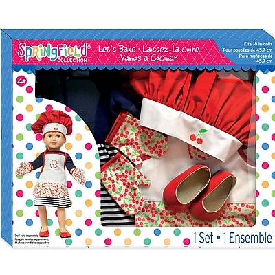 Springfield Collection Let's Bake Gift Set 1545721
