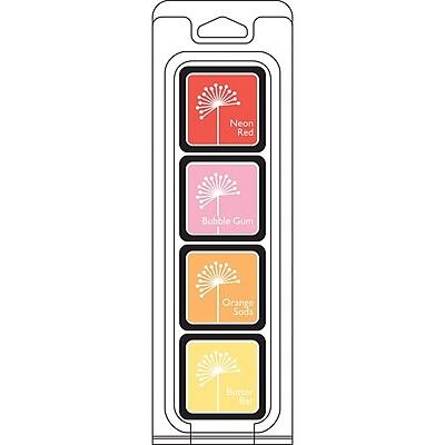 Hero Arts® Shadow Inks 4 Color Sweet Ink Cube, 1 1/4