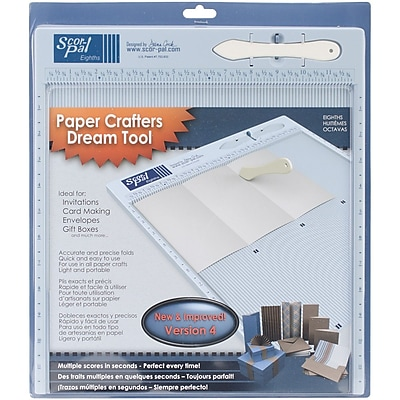 Scor Pal® Eights Measuring & Scoring Board, 12