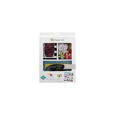 American Crafts™ Heidi Swapp Project Life Mini Kit, Clear