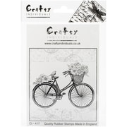 Crafty Individuals Country Days Stamp, 98 mm x 71 mm