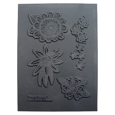 Great Create Drama Blooms Texture Stamp, 5 1/2
