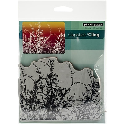 Penny Black® Etched Branches Cling Stamp, 3.7