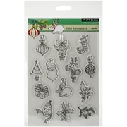 """Penny Black® Tiny Treasures Stamp, Clear, 5"""" x 6 1/2"""""""
