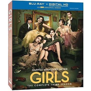 Girls: Season 3 (Blu-ray)