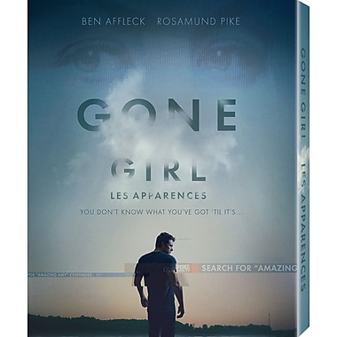 Gone Girl (Les apparences) (Blu-ray)
