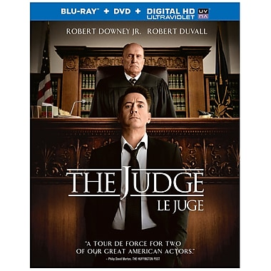 The Judge (Blu-ray/DVD)