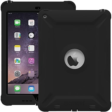 Trident Kraken A.M.S Case For Apple iPad Air 2, Black (TENKNAPIPA2BK)