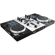 Hercules® DJ Control AIR S-Series 2-Channel USB DJ Controller