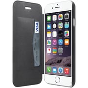 "iLuv® Diary Case For 5.5"" iPhone 6 Plus, Black"