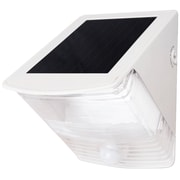 Maxsa® Solar Powered Motion Activated Wedge Light, White