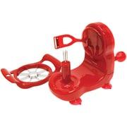 Starfrit® Plastic Apple Peeler; Red