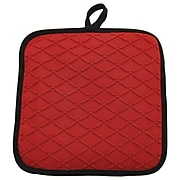 Starfrit® Silicone Pot Holder And Trivet; Red