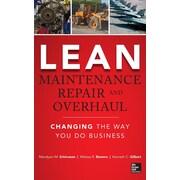 Lean Maintenance Repair and Overhaul