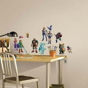 Room Mates Popular Characters 23 Piece Zelda Ocarina of Time 3D Wall Decal