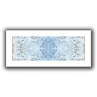 ArtWall Wallpaper III' by Cora Niele Graphic Art on Rolled Canvas; 16'' H x 40'' W
