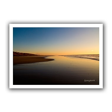 ArtWall Equihen Plage' by Lindsey Janich Photographic Print on Rolled Canvas; 20'' H x 28'' W
