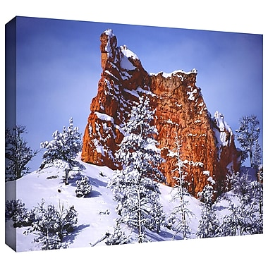 ArtWall 'After The Storm' by Dean Uhlinger Photographic Print on Wrapped Canvas; 24'' H x 32'' W