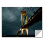 ArtWall ArtApeelz 'Bridge' by Revolver Ocelot Photographic Print Removable Wall Decal