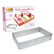 ScrapCooking Adjustable Stainless Steel Frame