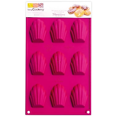 ScrapCooking Silicone Mould, Madeline