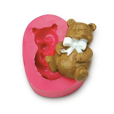 ScrapCooking Mould for Fondant, Teddy Bear