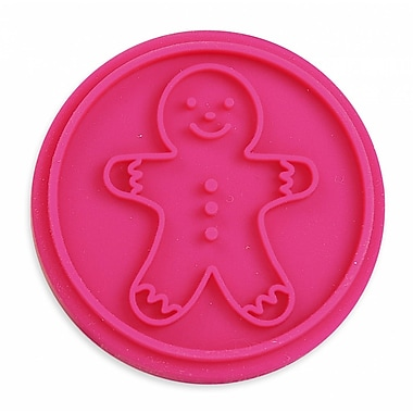 ScrapCooking Interchangeable Stamp for Handle, Gingerbread Man