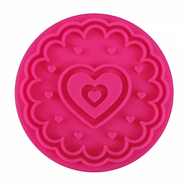ScrapCooking Interchangeable Stamp for Handle, Heart