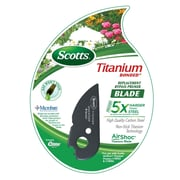 Scotts® Titanium Non-Stick Bypass Pruner Replacement Blade (Use with #18903, #18904) with Antimicrobial Protection, 6/Pack