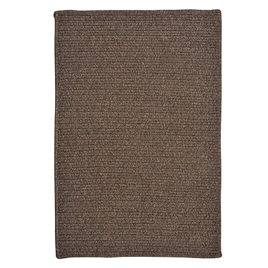 Colonial Mills Westminster Bark Area Rug; Square 10'
