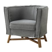 Moe's Home Collection Grand Barrel Chair