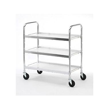 Charnstrom 3 Shelf Utility Cart