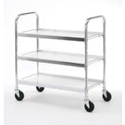 Charnstrom 3 Shelf Utility Cart