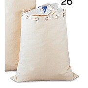 Charnstrom Canvas Mailbag; 40'' H x 29'' W
