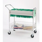 Charnstrom Economy Hanging File Cart