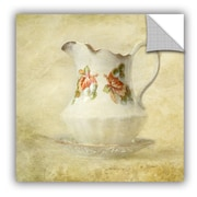 ArtWall Water Pitcher by Antonio Raggio Art Appeelz Removable Wall Mural; 18'' H x 18'' W x 0.1'' D