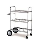 Charnstrom Medium Triple-Decker File Cart