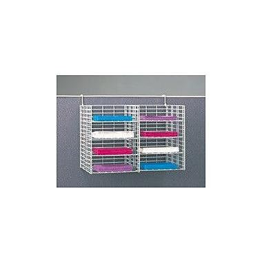 Charnstrom 8 Pocket Wire Sorter; 2''