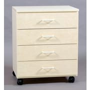 SMIProducts Vanguard 4 Drawer Vertical File