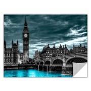 ArtWall ArtApeelz 'London' by Revolver Ocelot Graphic Art Removable Wall Decal