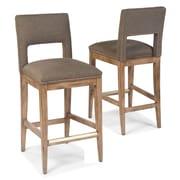 Fairfield Chair 25.5'' Bar Stool; Harvest